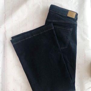 [American Eagle] NWT wide leg jean 12 short